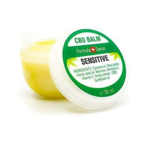 CBD balm Sensitiv | Cannabis balm, 90 mg, 30 ml bild 1