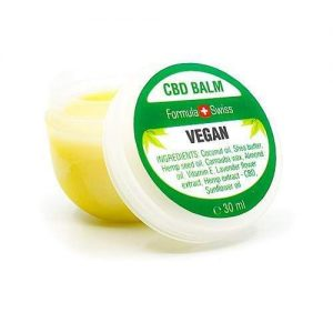 CBD balm Vegan | Cannabis balm, 90 mg, 30ml bild 1